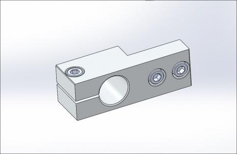 AL Knuckle/Rod Adaptor, for 3/4
